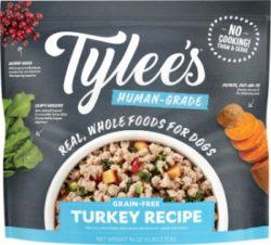 Tylee's Human-Grade Frozen Dog Food
