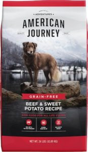 American Journey Beef and Sweet Potato Recipe