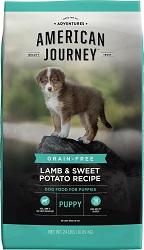American Journey Grain-Free Puppy Food