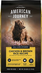 American Journey Protein First Dog Food