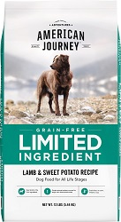 American Journey Limited Ingredient Grain-Free Dry Dog Food