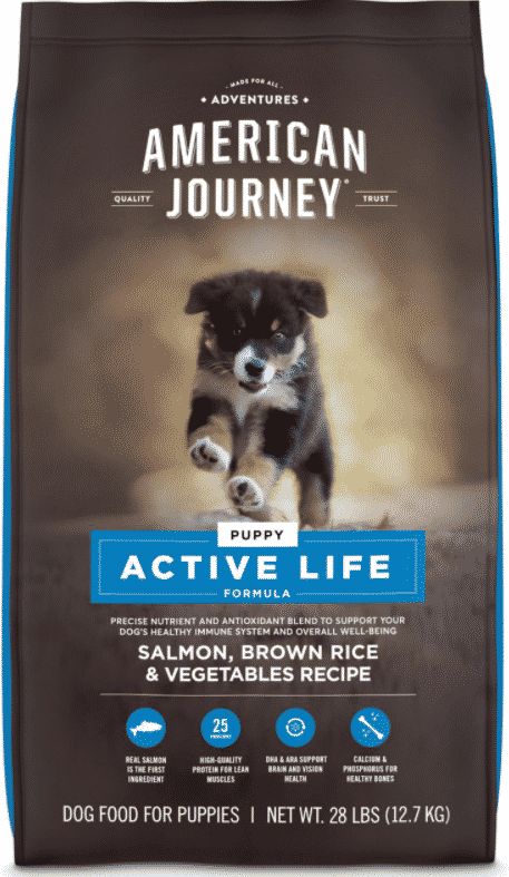 American Journey Active Life Formula Puppy Dry Dog Food