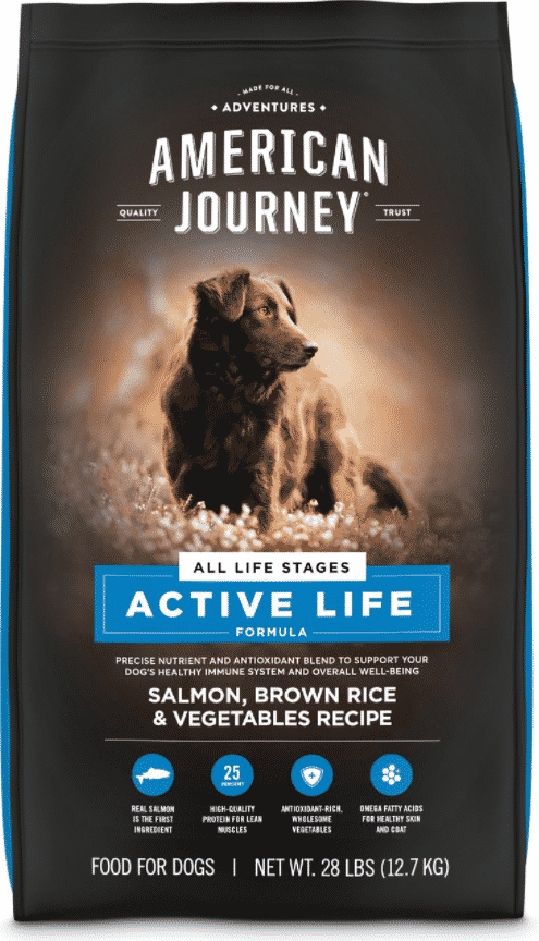 American Journey Active Life Dry Dog Food